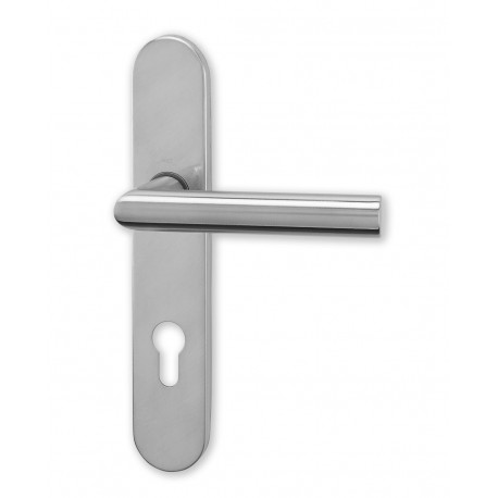 Door handles Lusy long plate