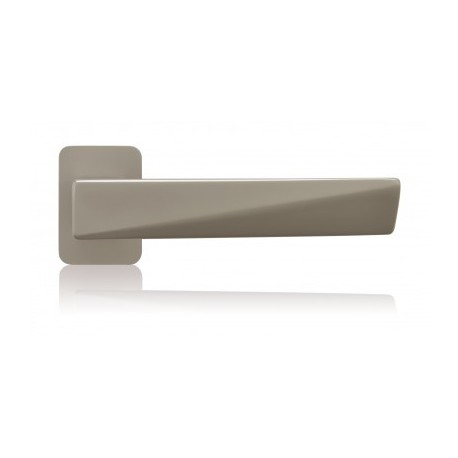 Klamka Mini-V do drzwi alu i pcv