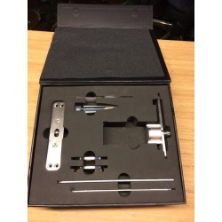 Pivot door hinge SystemOne set