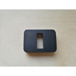 Rozeta na klucz Minimal/Maximal 33x47 mm