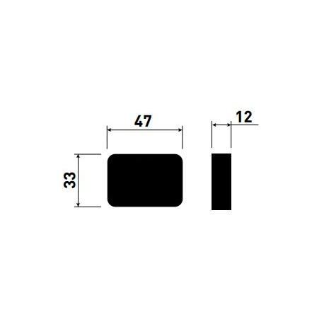 Rosette blind Minimal / Maximal