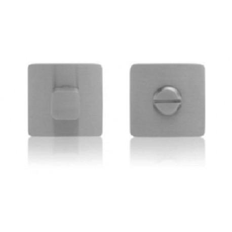 Lower round magnetic toilet rosette