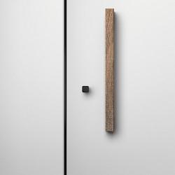 Uchwyty dwustronne MAXIMAL do drzwi WC/łazienka
