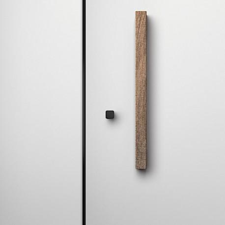 Kwadratowe pokrętło WC do drzwi MIMOLIMIT