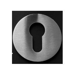 Rozeta magnetyczna okrągła na wkładkę z zamkiem M&T