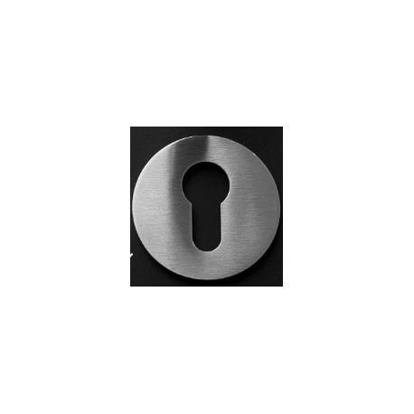 Okrągła rozeta magnetyczna na wkładkę z zamkiem