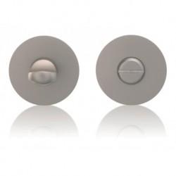 Rozeta magnetyczna WC okrągła z zamkiem M&T