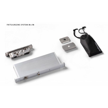 Pivot door hinge System4 set