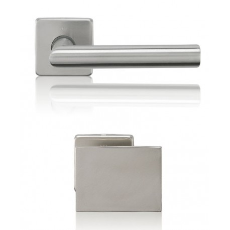 Knob-Door handle Lusy stainless steel