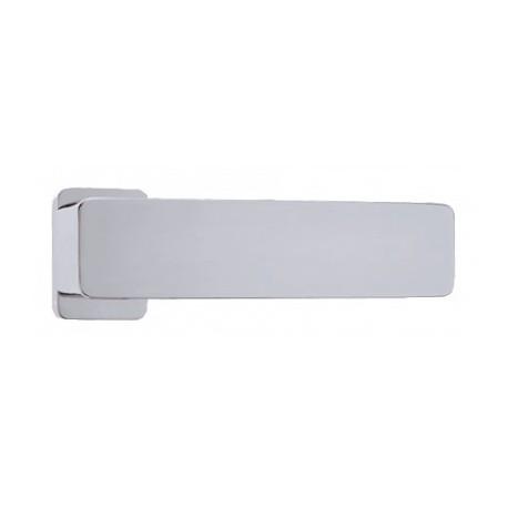 Door Handle Minimal to the door aluminum and steel
